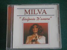 MILVA SINFONIA D' AMORE