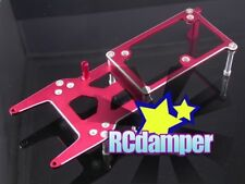 GPM ALUMINUM 3MM UPPER DECK CHASSIS MOUNT R TEAM LOSI 1/10 XXX-NT
