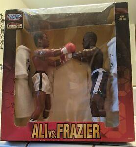 Kenner Starting Lineup Timeless Legends Ali Vs Frazier Boxing Figures #28127 NIB