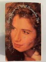 Amy Grant I Will Remember You Single (Cassette)