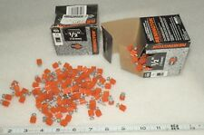 "200 ea 1/2"" nails power Powder Actuated Remington Hiliti Ramset noWashr"