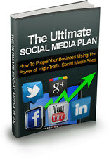 High Traffic Social Media Sites Powers Up & Propels Your Internet Business (CD)