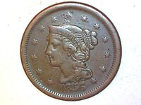 1856 Large Cent Very Nice Coin foe Collection 811