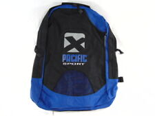 New Pacific Sport Tennis Backpack Blue-Black - Free Shipping