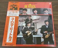 THE BEATLES THE BRITISH ARE COMING 3D LP VINYL OBI/BONUS MATL. JAPAN #04556 NEW!