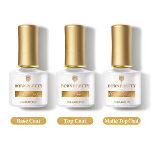 BORN PRETTY 7ml Nail Art UV Gel Polish Soak Off Manicuring UV Gel Varnish Summer