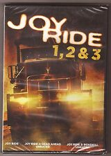 Joy Ride Collection: 1, 2 & 3 - DVD Movie Film BRAND NEW