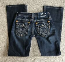 Mek Jeans Sz 26 OAXACA Bootcut From The Buckle