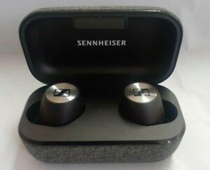 Sennheiser - Momentum Wireless Gen 2 BT In-Ear Black Stereo Headphones M3IETW2