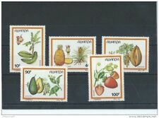 LOT : 022015/121 - RWANDA 1987 - YT N° 1241/1245 NEUF SANS CHARNIERE ** (MNH) GO