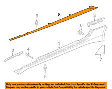 JAGUAR OEM 15-17 F-Type Exterior-Pillar-Finish Panel Trim Right T2R11989