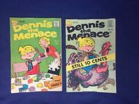 Dennis The Menace 51,56 Halden Fawcett 1962