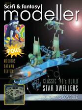 Sci-fi & Fantasy Modeller Vol 34 - Tardis - Batman - Star Dwellers - Moebius