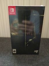 Outlast Bundle of Terror + Outlast 2 Limited Run Switch SEALED