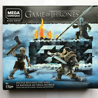 Mega Construx Black Series Game Of Thrones Battle Beyond the Wall