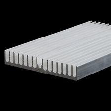 DIY 100mm Aluminum Radiator Cooler Heatsink Chip for LED IC Power Transistors