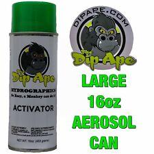 16 Oz Activator DIP Ape Aerosol Hydrovator Hydrographics Water Transfer Film Kit