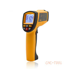 Handheld Temperature Gun GM2200 Industrial Infrared Thermometer 200~2200°C