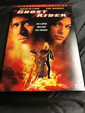 Ghost Rider (DVD, 2007, Widescreen)