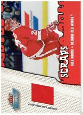 JOEY KOCUR 2002-03 FLEER THROWBACKS SCRAPS JERSEY CARD