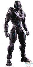 Halo 5 Play Arts Kai Spartan Locke Action Figure by Square Enix