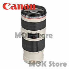 Canon EF 70-200mm F/4L F4L IS USM Lens For Canon Bulk Pack