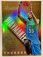 Kevin Durant 2014-15 Panini Prestige Playmakers Insert #1 MINT HOT 🔥RARE