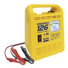 Caricabatterie Carica batteria e Tester 12V GYS ENERGY 126 4A 023222 10>60 Ah