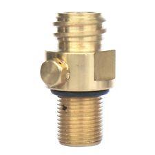 New CO2 Tank Brass SodaStream Pin Valve