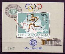 Rumänien Block 93  postfrisch