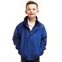 Regatta Kids Dover Jacket - RG244 - TRW418 - Royal-Navy