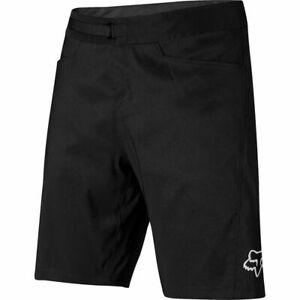 Fox Racing Ranger Mountain Bike Shorts Size 36-Black Black