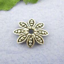 10 Caps calottes coupelles _ Fleur 15mm _ Perles apprêts création bijoux _ A332