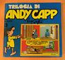 Fumetto comics TRILOGIA DI ANDY CAPP 3 Reg Smythe 1983 Urban rock by CORNO (LB4)