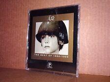 U2 THE BEST OF 1980-1990 Calendario da Tavolo 1998 Promozionale SIGILLATO!!