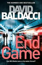 End Game a Richard and Judy Book Club Pick 2018 by Baldacci David