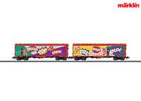 Märklin 45685 Kühlwagenset Coca Cola ++ NEU in OVP