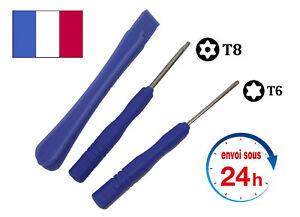 kit réparation XBOX ONE 360 Contrôleur manette Fat HDD Tournevis TORX T6 T8 PS4