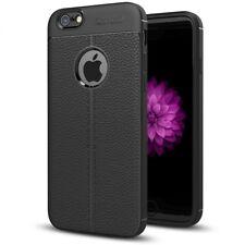 Apple iPhone 6 Plus 6s Plus Leder Look Handy Hülle von NALIA, Silikon Cover Case