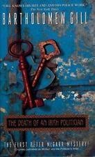The Death of an Irish Politician (Peter McGarr Mysteries) Gill, Bartholomew Mas