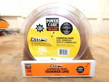 MAXI-EDGE .155 Trimmer Line 75FT ROLL-NEW IN PACKAGE-LOOOOOK