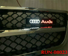 Front Grille Illuminated Decal Badge Emblem Logo LED Light Car For Audi A6 A7 Q5
