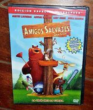 Amigos Salvajes (Widescreen, DVD, 2007) Free Shipping!