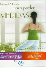 Yoga- Rutina de Yoga Para Perder Medidas- DVD, Fullscreen, Español, NEW