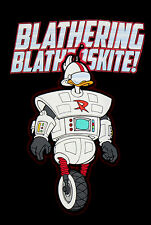 Duck Tales GIZMO DUCK T-Shirt BLATHERING BLATHERSKITE! Large Disney Brand