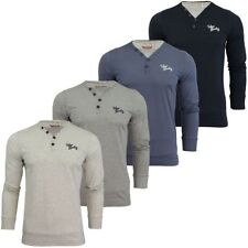 Cotton Y Neck Patternless Graphic T-Shirts for Men