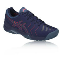 Asics Mens Gel-Challenger 11 Tennis Shoes Navy Blue Sports Breathable Trainers