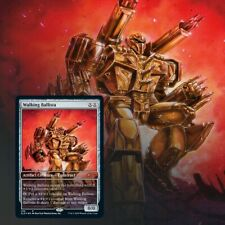 MTG Secret Lair Walking Ballista from Can You Feel With A Heart Of Steel NM