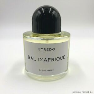 Byredo Bal D`Afrique Eau De Parfum 100ml / 3.3 fl.oz. New Sealed Box!