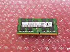 HP Samsung 8GB 2Rx8 PC4-2400T DDR4 ECC Unbuffered SODIMM Memory 853288-081
